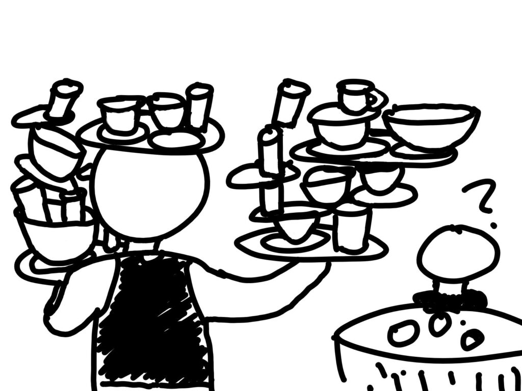 how to become a project manager with no experience, a construction project manager balances lots of plates as part of the project coordinator job description