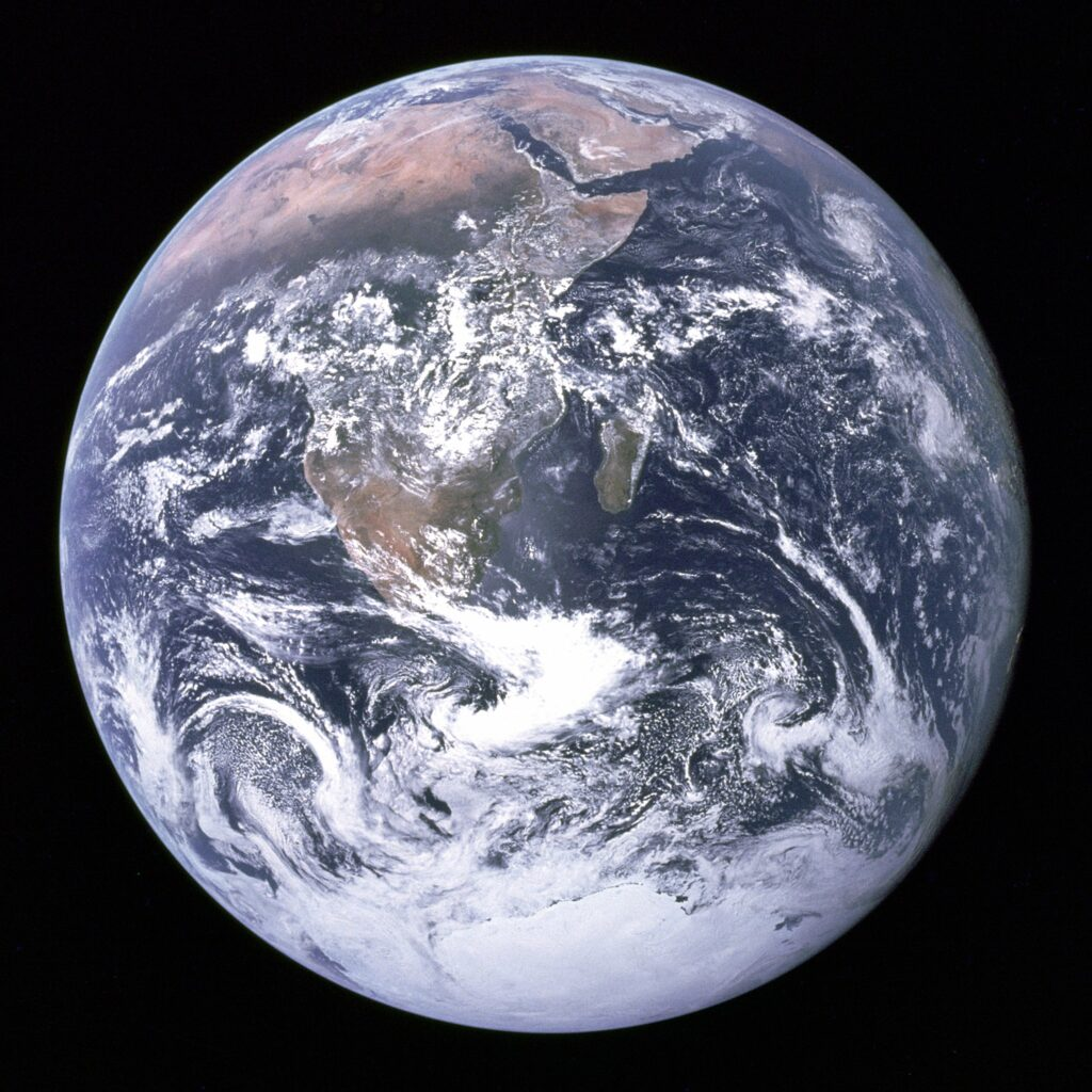 The earth, full of millions of different languages and people fluent in those languages that can put their language skills on a resume   https://upload.wikimedia.org/wikipedia/commons/9/97/The_Earth_seen_from_Apollo_17.jpg